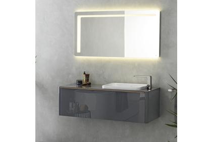 PACK LOUNGE 120 АНТРАЦИТ Комплект мебели для ванной комнаты (100183089)