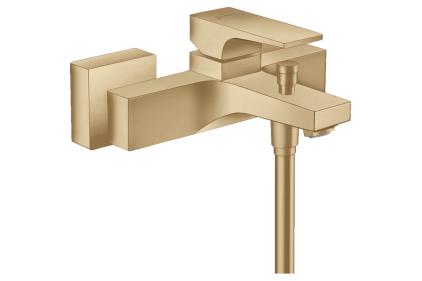 Смеситель Metropol для ванны Brushed Bronze (32540140)