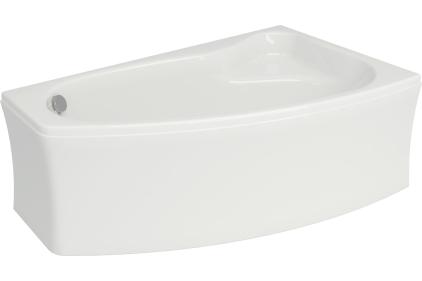 Ванна Сицилии НЬЮ 170х100 права + ножки тип 6
