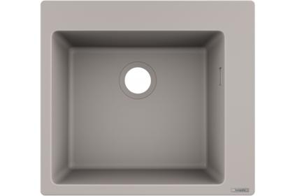 Кухонна мийка S510-F450 560х510  Concretegrey (43312380)