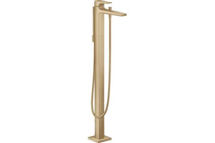 Смеситель Metropol для ванны напольный Brushed Bronze (32532140)