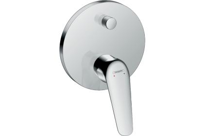 Змішувач Novus прихованого монтажу для ванни/душу (71045000)