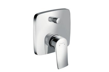 Смеситель Metris скрытого монтажа для ванны/душа, верхняя часть (31454000)