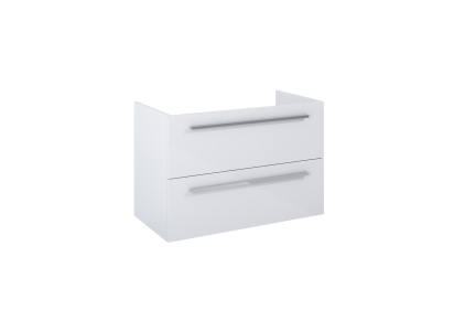 Комод Kwadro Plus 80 2S White 166716