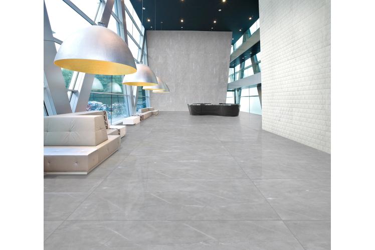 Плитка для підлоги під мармур, травертин і камінь формату 120х240 CERAMA MARKET. Фото 14