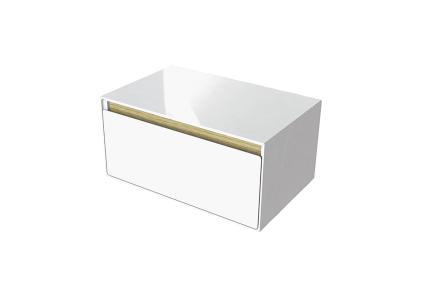 NK CONCEPT Подвесной модуль 68 см белый, покрытие-блестящий лак (100163827)