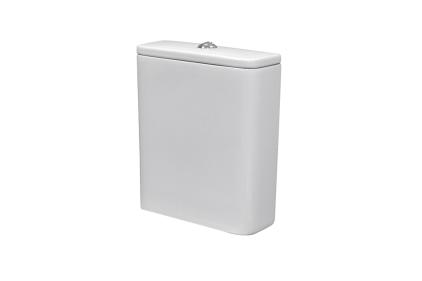 URBAN C Бачок для унітазу білий: нижнє підключення води з лівої сторони (100163003)
