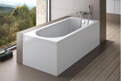 Обудова до ванни INTRICA 170 комплект (передня+ бокова)