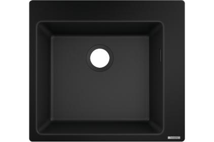 Кухонна мийка S510-F450 560х510  Graphiteblack (43312170)