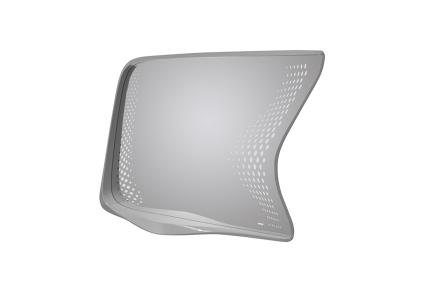 VITAE Зеркало 1290х925 мм левое белое + LED подсветка (100184410)