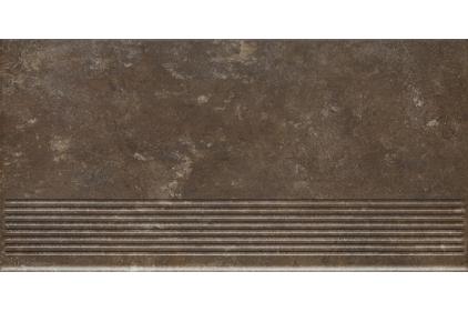 ILARIO BROWN KLINKIER STOPNICA 30x60 (ступень)