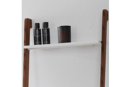 Полочка для лестницы K ESTANTE 1 TOALLERO 46x16 · 1.2h: материал KRION, белая (100142260)
