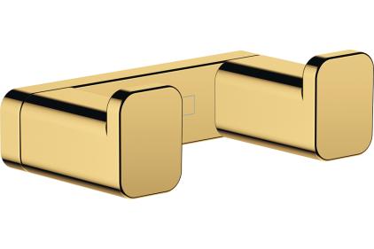 AddStoris Гачок подвійний 3.6 х1.6 x 6.6 см Polished Gold Optic (41755990)