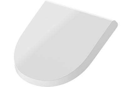 ME by Starck Кришка на пісуар з функцією SoftClosing, петлі хромовані (0024090000)
