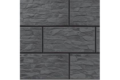 CER 7 STEELY 30х14.8х0.9 (фасад: камінь)