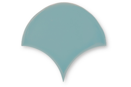 ESCAMA AZUL 14x16 (плитка настінна)
