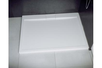 Піддон прямокутний AXIM 100х90 + сифон
