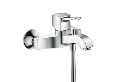 Змішувач Metropol Classic для ванни хромований (31340000)