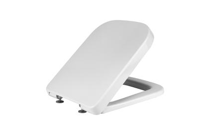 URBAN C Сидіння для унітазу з функцією Soft-Close, біле (100130732)