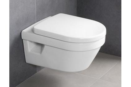 ARCHITECTURA  Унітаз підвісний Rimless 53 см  (5684R0R1) Ceramic Plus