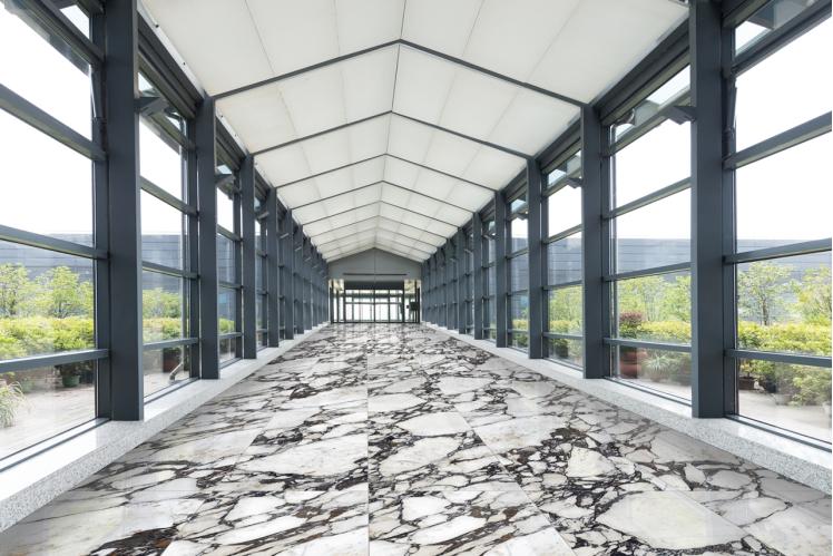 Плитка для підлоги під мармур, травертин і камінь формату 120х240 CERAMA MARKET. Фото 8