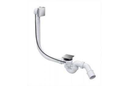 Сифон для ванны автомат 40/50 HC31SQ-CBS1 премиум квадратный