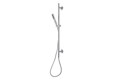 CHELSEA Душовий комплект (душова рейка з тримачем + ручний душ COTA,+ шланг 175 см) хромований (100156033)