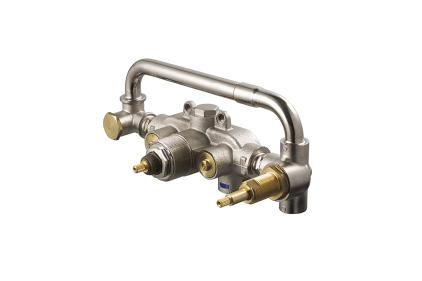 TONO Внутрішня частина термостатичного змішувача на 2 виходи прихованого монтажу (100190368)