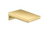 Излив Metropol на ванну: выступление 185 мм, Polished Gold Optic (32543990)