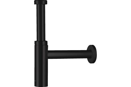 Сифон для умивальника Flowstar S Matt Black (52105670)