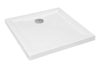 Піддон квадратний AQUARIUS 80х80х3/5.5 см