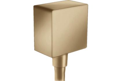 Шланговое пидеднання FixFit Brushed Bronze (26455140)