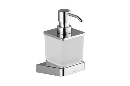 Дозатор для жидкого мыла (стекло) (TD 231) X07P323
