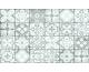 SANSA GREY PATTERN MATT 25х40 (плитка настінна)