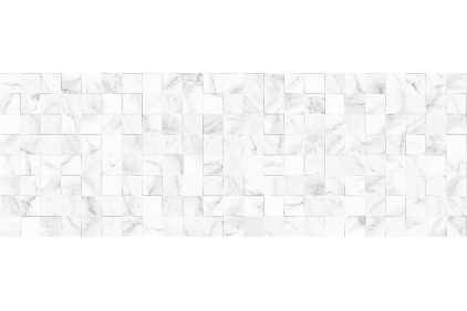 G271 MOSAICO CARRARA BLANCO 31.6x90 (плитка настінна)