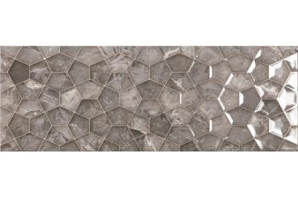 ARIANA GRAPHITE RLV 25x70 (плитка настінна, декор)
