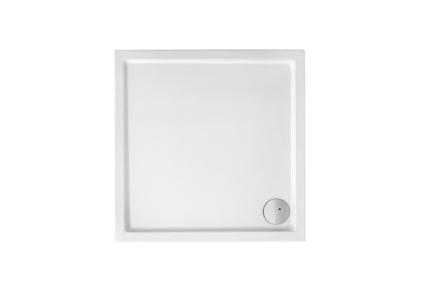 Піддон квадратний Roca Malaga Square Compact 90x90x4 cm білий (276256000)
