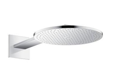 Верхний душ Axor 300 2jet P с держателем Chrome (35303000)