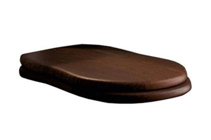 EFI Сидения для унитаза SoftClosing Wood, петли хром (23N / CR)
