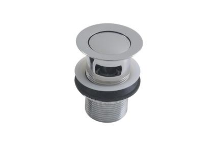 COMPLEMENTOS Донний клапан з переливом, хромований (100114599)