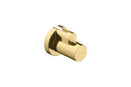 Декоративна накладка на вентиль під'єднання кутовий (13950990) Polished Gold Optic