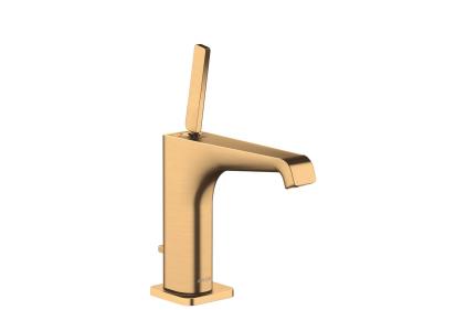 Смеситель Axor Citterio E 125 для раковины Brushed Brass 36100950
