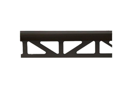 Декоративний профіль PRO-PART ALUMINIO ANODIZADO BLACK 12.5 мм
