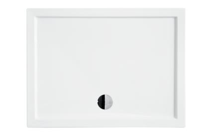 Піддон квадратний ALPINA 100х80х3/5.5 см