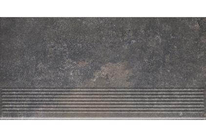 VIANO ANTRACITE KLINKIER STOPNICA 30х60 (ступень)