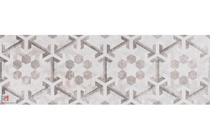 CONCRETE STYLE GEOMETRIC 20х60 (плитка настінна, декор)