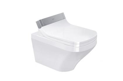 DURASTYLE Унітаз підвісний Rimless 62х37 см для SensoWash (2542592000) HygieneGlaze