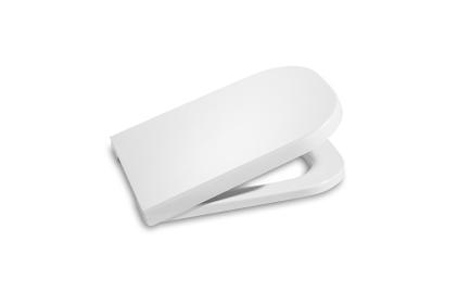 Сидіння для унітазу Gap дюропластове повільнопадаюче (801472004)