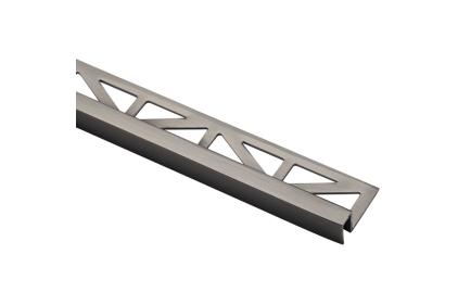 Декоративний профіль PRO-PART LATON GRAPHITE MATT LINE 7 ММ 250х7х8