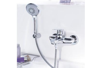 Змішувач ЄВРОДІСК КОСМО для ванни хромований (33390002)